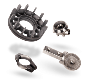 Products of investment casting by Richter Formteile.
